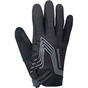 38-3120 | Shimano Windbreak hanskat L