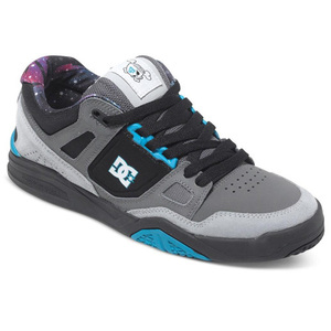 38-38589 | DC Shoes Stag 2 Ken Block kengät harmaa 10