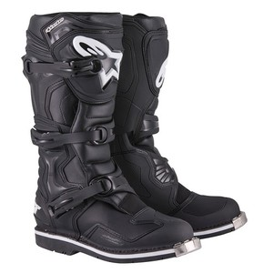 38-39329 | Alpinestars Tech 1 crossisaappaat musta 43