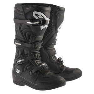 38-40026 | Alpinestars Tech 5 crossisaappaat musta 43