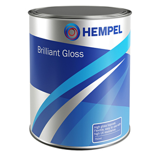 38-7092 | Hempel BRILLIANT GLOSS musta 0,75L