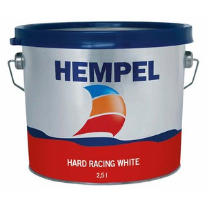 38-7750 | Hempel Hard Racing White 2,5 L