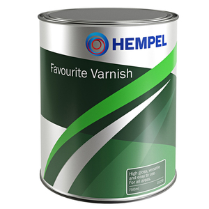 38-7954 | Hempel Favourite Varnish 0,75L