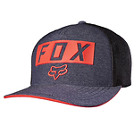 Fox-Moth-Stacked-flexfit-lippis-sininen