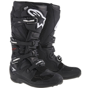 40-12456 | Alpinestars Tech 7 crossisaappaat musta