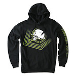 Metal-Mulisha-CHECK-POINT-Fleece-pullover-musta