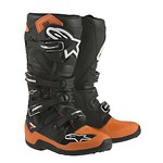 Alpinestars-Tech-7-crossisaappaat-mustaoranssi