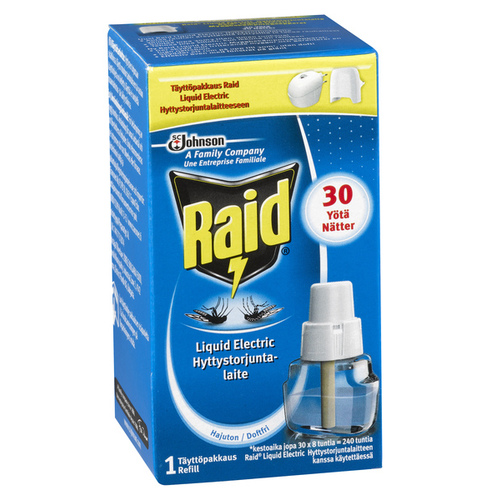 Raid Electric Killer