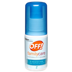 42-1643 | OFF Family Care  hyttyssuihke 50ml