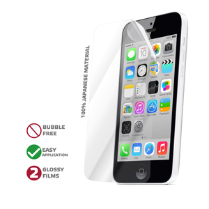 47-4137 | Celly Apple iPhone 5C suojakalvo 2kpl SBF360