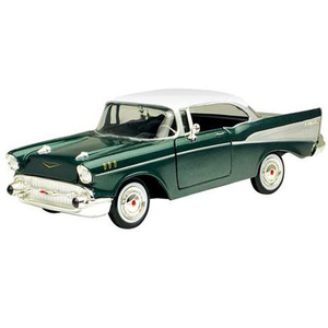 53-1853 | Chevy Bell Air1957 pienoismalli 1:24