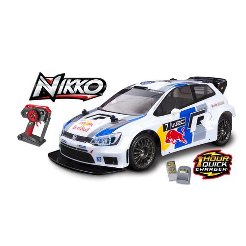 Nikko Rc Auto Vw Polo Wrc Motonet Oy