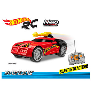53-2327 | Nikko Hot Wheels Turbo Turret RC-auto