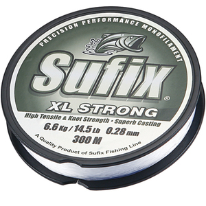 54-8566 | SUFIX XL STRONG 600M 0,45 MM/15,4KG KIRKAS COPOLYMEERISIIMA