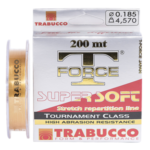 54-8652 | Trabucco T-Force Super Soft 0,17 200m