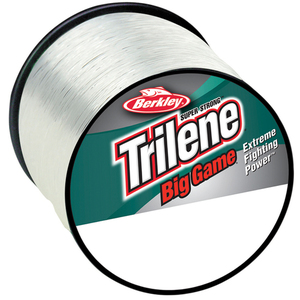 54-9106 | Trilene  Big Game siima kirkas 0,38mm 3470m