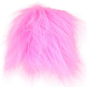 54-9392 | Craft Fur Keinokarva hot pinkki