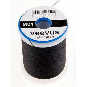 55-00228 | Veevus Stomach Thread medium black sidontalanka