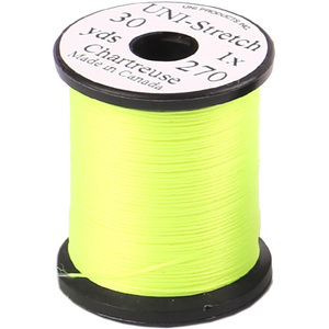 55-0073 | UNI Stretch chartreuse 30yds.
