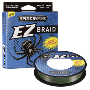 56-1249 | SpiderWire EZ Braid 0,12mm, 100m 5,1kg kuitusiima