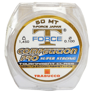 56-2394 | Trabucco T-Force Competition Pro pilkkisiima 50m 0,25mm