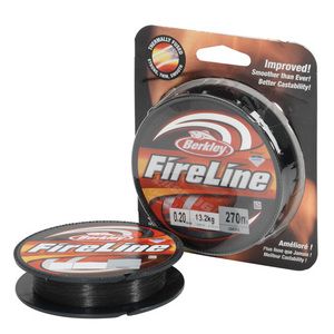 56-4151 | Berkley FireLine kuitusiima 0,20mm 13,2kg 110m Smoke