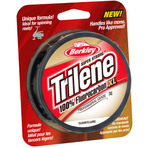56-6627 | Trilene Fluorocarbon XL 0,22mm 100m Clear