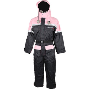 56-8719 | PolarMate Plus Lady haalari pinkkimusta XL