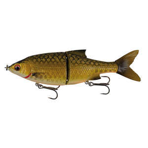 56-9162 | Savage Gear 3D Roach Shine Glider jerkki 18cm / 65g Dirty Roach