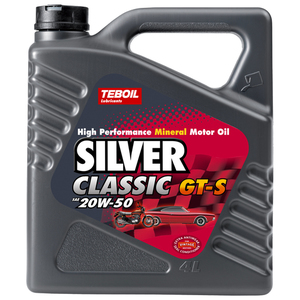 59-0133 | Teboil Silver Classic GT-S 20W-50 4L