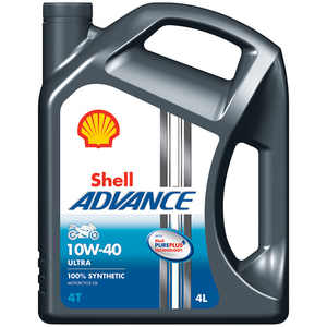 59-6043 | MP-Shell Advance Ultra 4-T 10W-40 4 l
