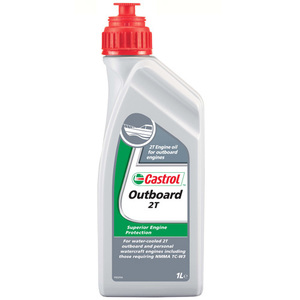 59-6095 | Castrol-Marine 2T-Outboard 1L
