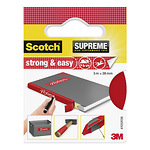 Scotch-SUPREME-Strong--Easy-Kangasteippi-punainen-3-m-x-38-mm