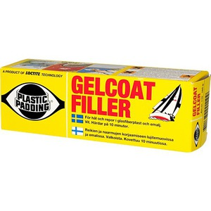 60-2363 | Plastic Padding Gelcoat Filler 130ml