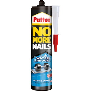 60-5392 | Pattex No More Nails Waterproof 300ml