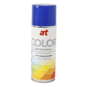 60-9426 | AT-Color spraymaali tumman sininen 400ml