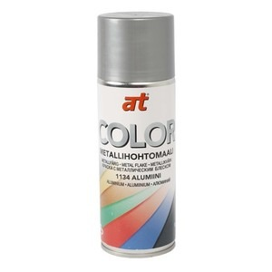 60-9434 | AT-Color spraymaali Metal Flake alumiini 400ml