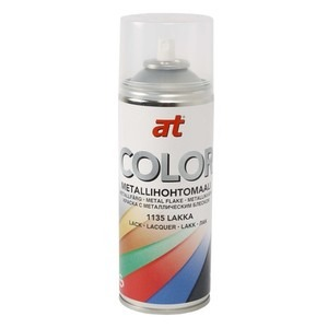 60-9435 | AT-Color Metallihohtomaali lakka 400 ml