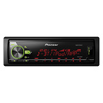 Pioneer-MVH-X580BT-mediasoitin-USB-AUX-iPhone-Bluetooth