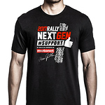 Marcus-Gronholm-Rally-Next-Gen-Support-t-paita-musta-XL