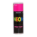 Maston-Spraymaali-NEON-Pinkki-400-ml