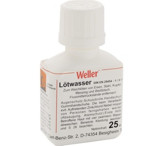 80-6775 | Weller® LW25 juotosneste 25 ml