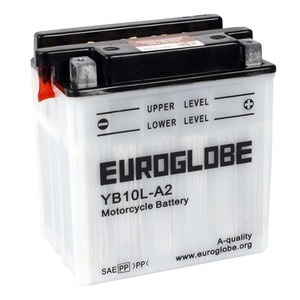 "90-0054 | Euroglobe MP-akku 12V 11Ah ""YB10L-A2"" (P136xL91xK146mm)"