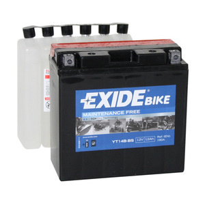 "90-0430 | Exide MP-akku 12V 12Ah ""YT14B-BS"""